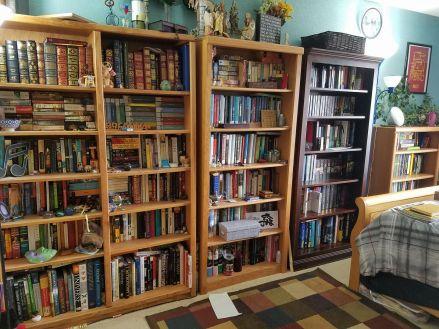 My Library! SciNatura.com